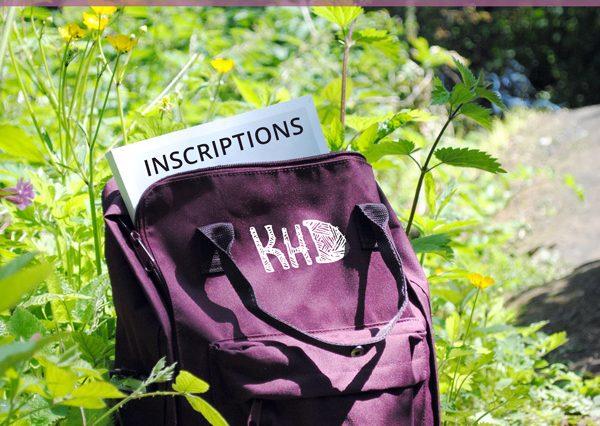 Inscriptions de Rentrée KHD 2019
