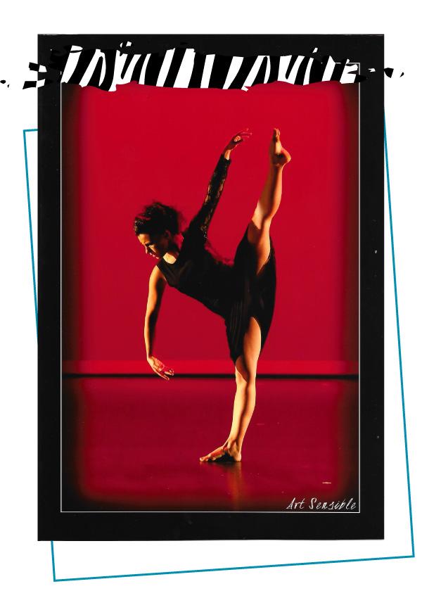 karen professeur de danse au centre KHD